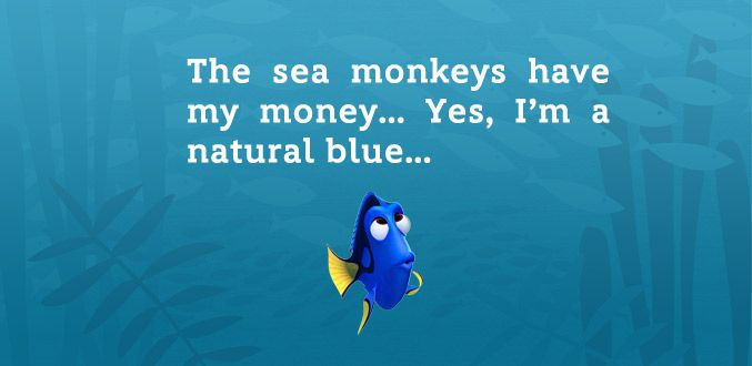 Dory Quotes The Best Dory Quotes  Pinterest  Dory Quotes Finding Nemo And Movie