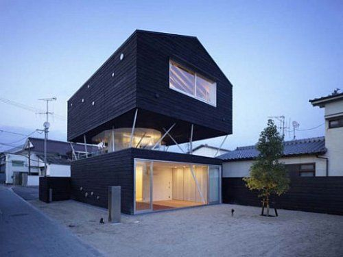 Famous Modern Architecture In Japan