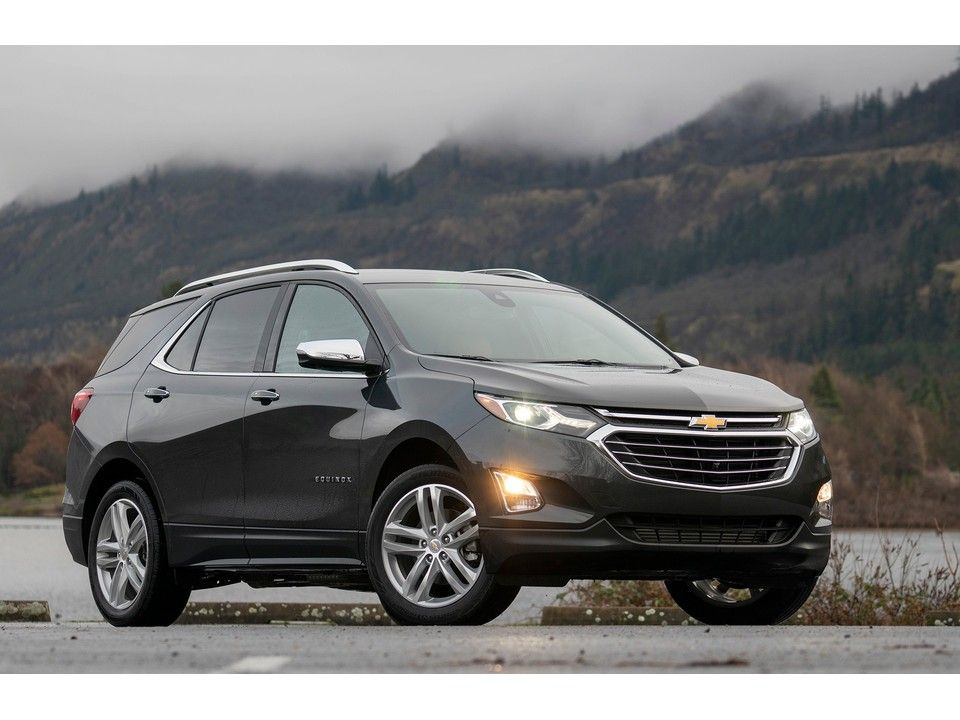 2019 Chevrolet Equinox 131 Exterior Photos U S News World