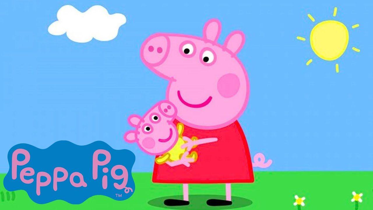 Pin On Peppa Pig Games Videos