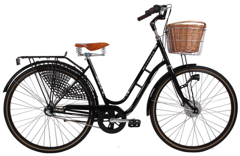 Cell Dutchess Retro Ladies Bike Cykler