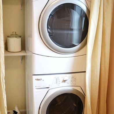 Closet Small Laundry Room Design, Pictures, Remodel, Decor and Ideas