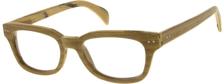adb4c95162b Wooden-looking frames by Zenni Optical.  glasses  eyeglasses  wood  bamboo