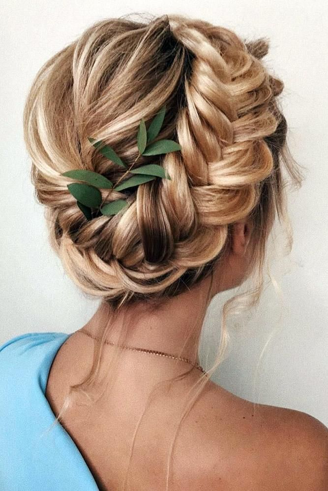 37 Pretty Wedding Hairstyles For Brides With Long Hair: 30 Greek Wedding Hairstyles For The Divine Brides