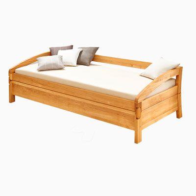 Sofa ökologisch klapp gäste bett betten wohnen bei vivanda naturholz möbel und