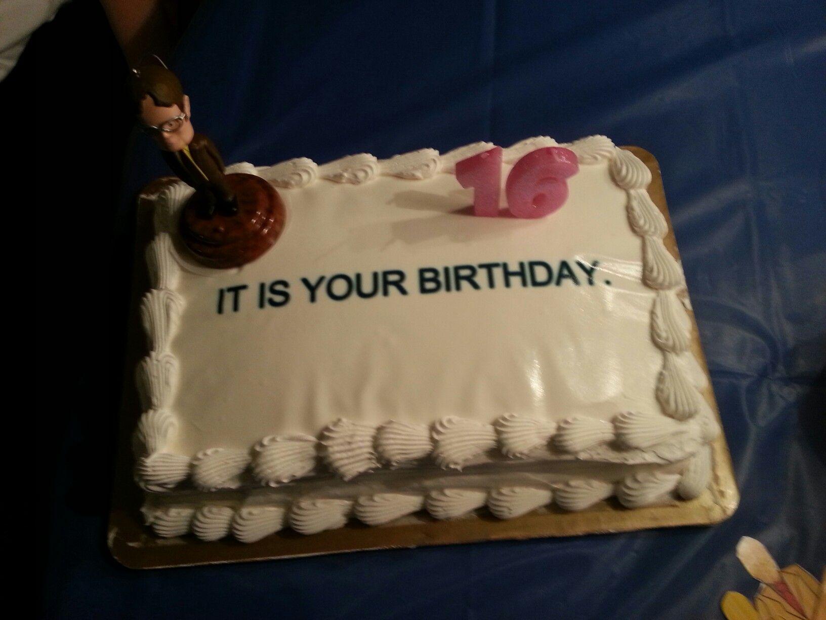Idea by mary ellen f on the office birthday party ideas