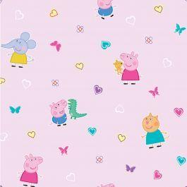 Peppa Pig Wallpaper WP4-PEP-PIG-12