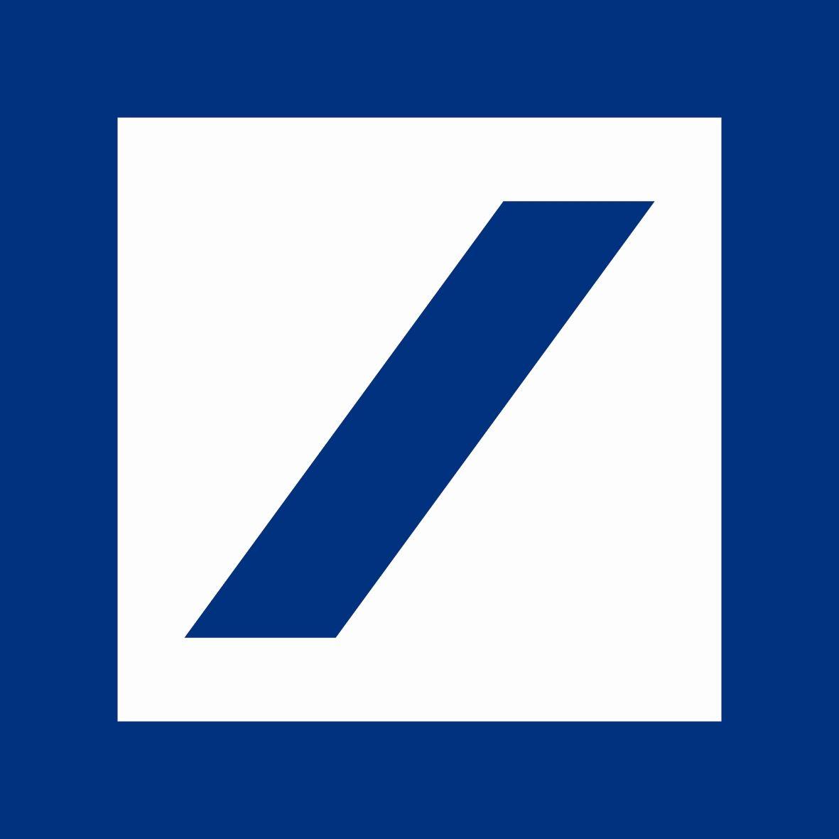 Anton Stankowski Logo Deutsche Bank 1974 Banks Logo Logo Design Custom Logo Design