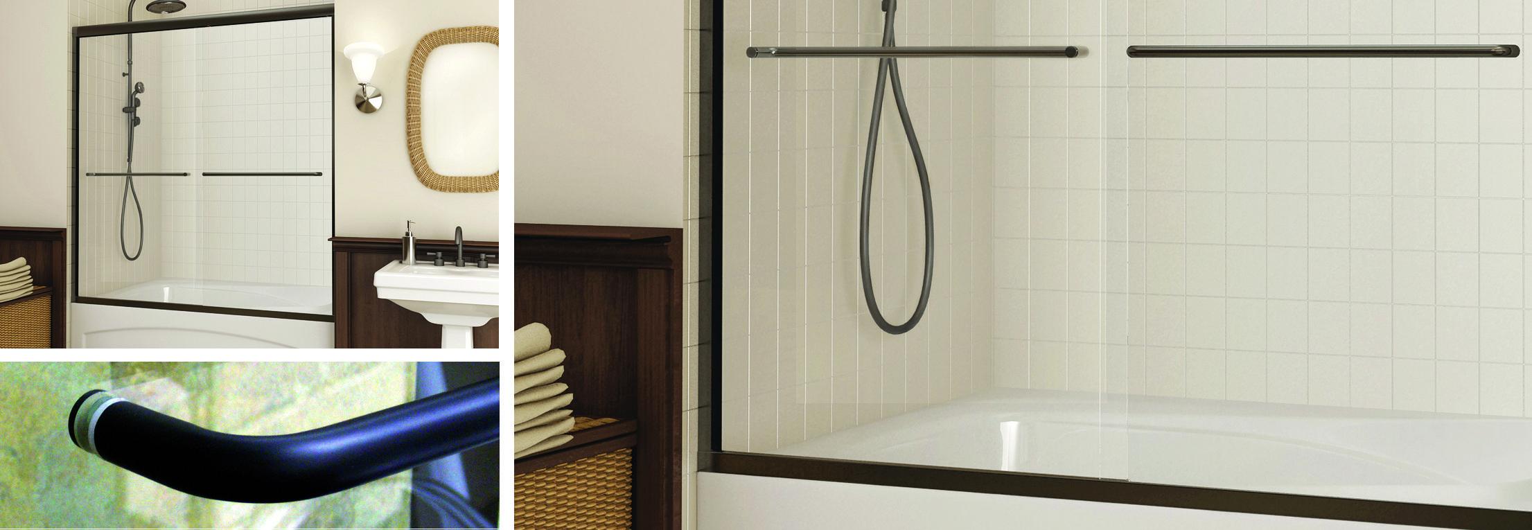 ALLIA TSR-6032 Alcove or Tub showers bathtub - MAAX Professional ...