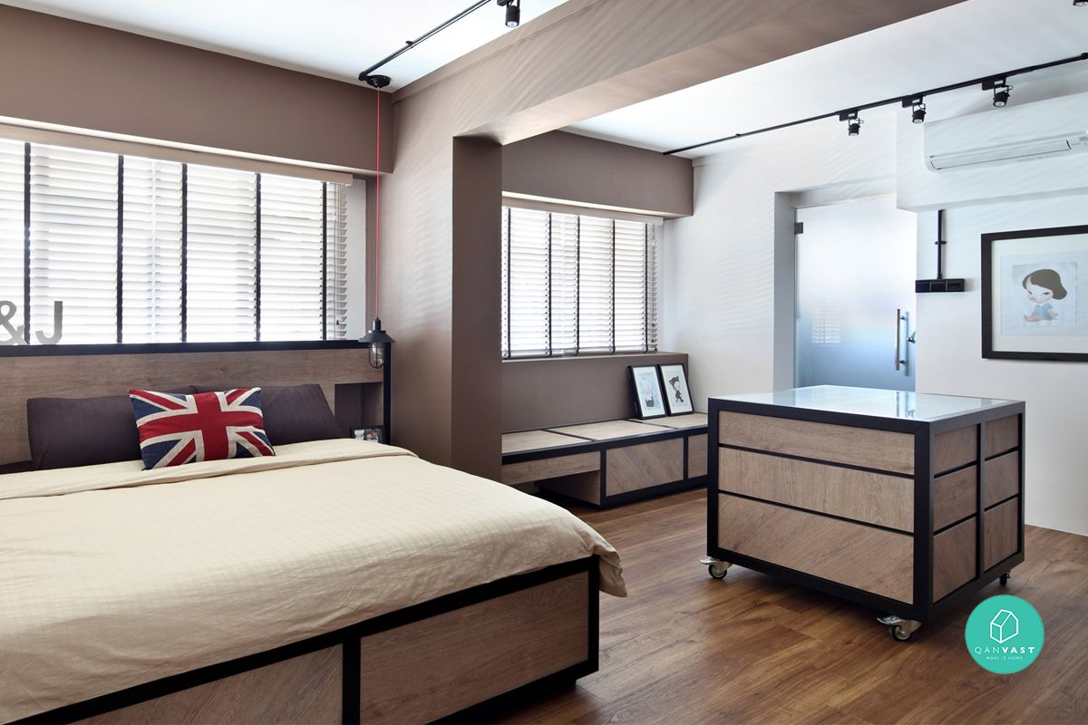 clever design wardrobes for bedroom. Ideas on how to customise a walk in wardrobe design for small homes and  How Fit Walk Wardrobe Your Tiny HDB