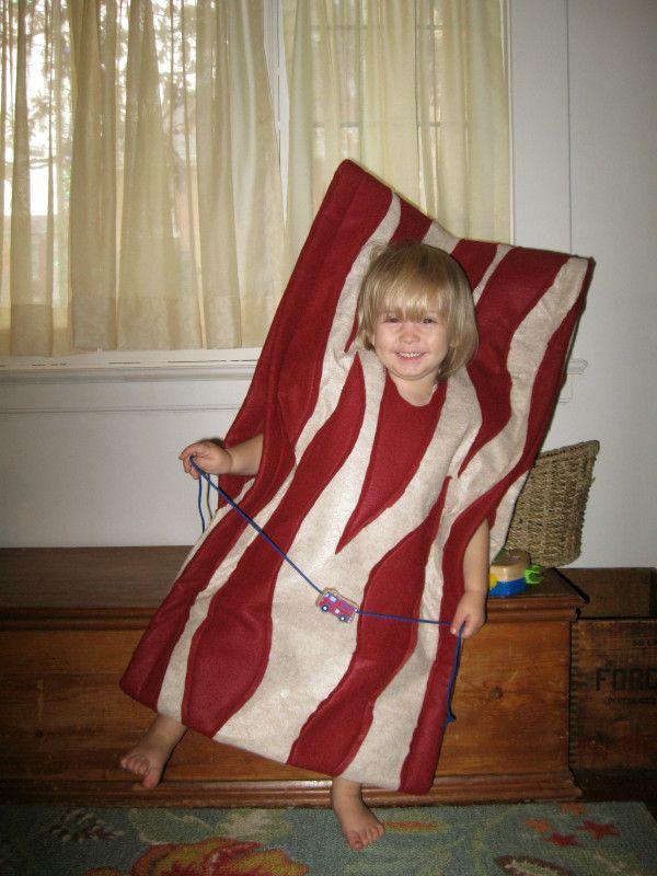 Boy#3 (25yrs) is dressing up as my favorite breakfast food - food halloween costume ideas
