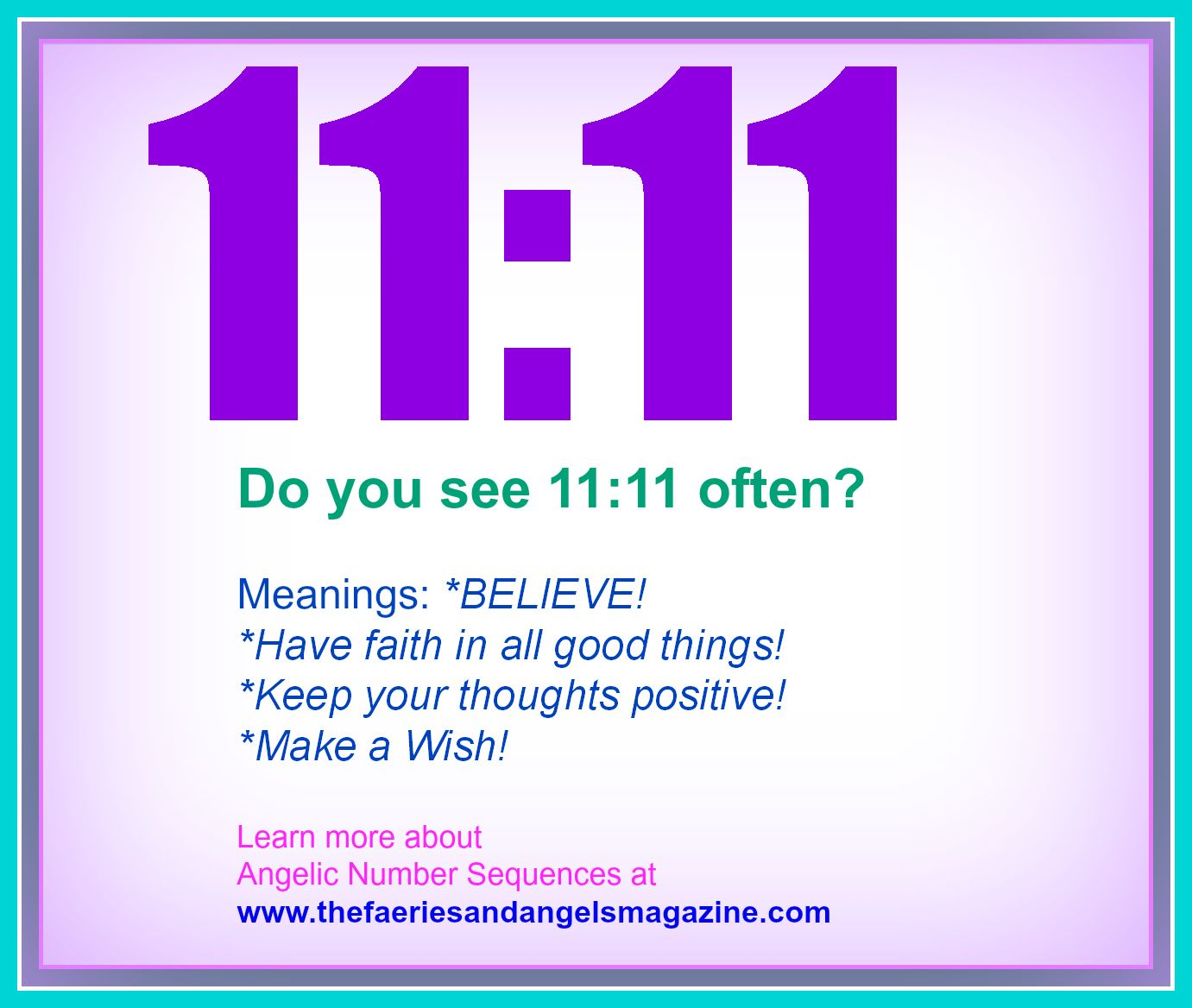 Pin by Deb on Numerology | Numerology, Angel numbers ...