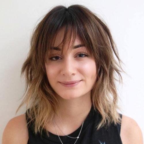 Novo bob curto penteados com destaques - http://bompenteados.com/2017/12/05/novo-bob-curto-penteados-com-destaques