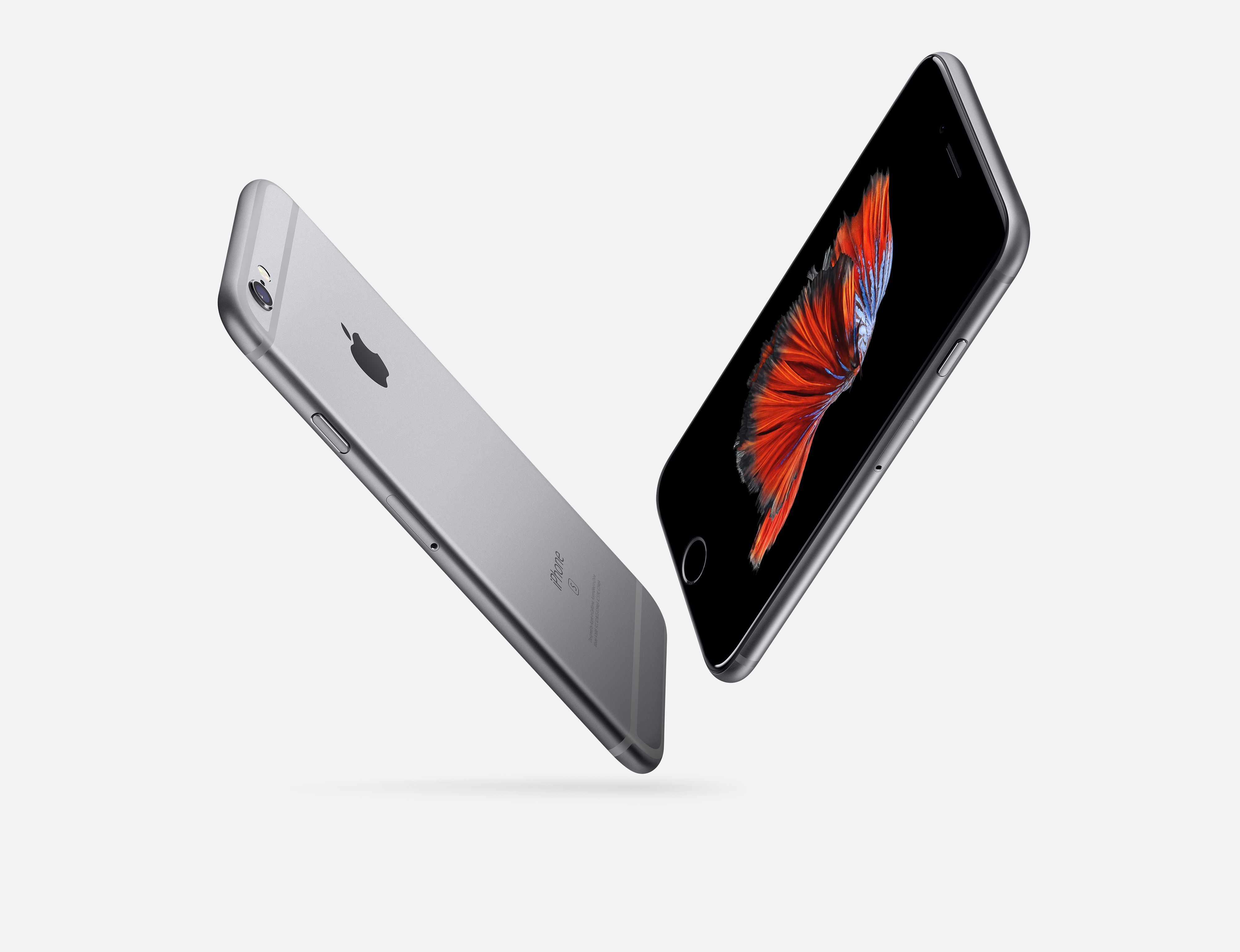 Buy iPhone 6s and iPhone 6s Plus - Apple
