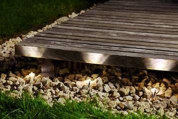 Best Noxlite LED Garden Spot Mini warmwei Dekorative Beleuchtung f r den Au enbereich