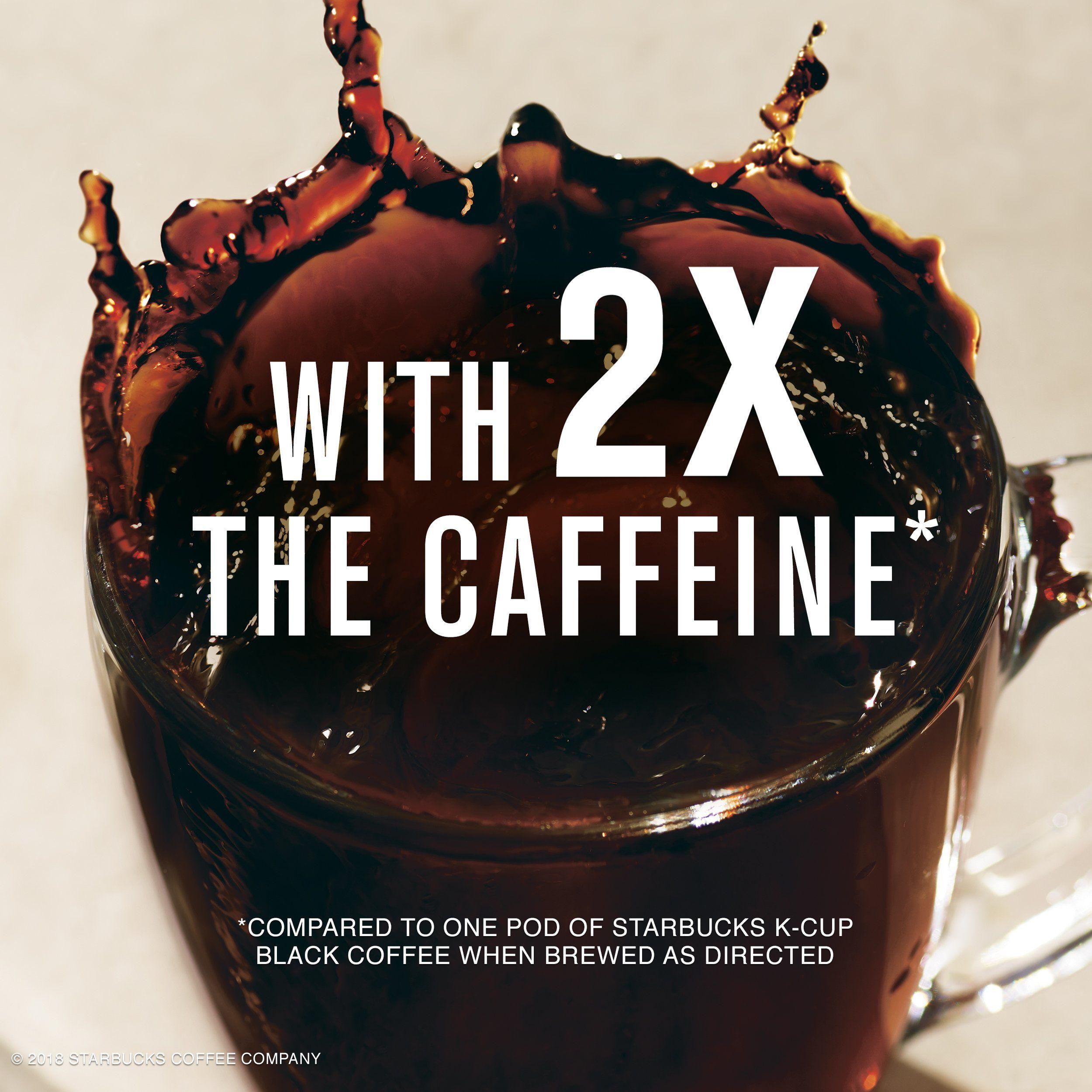 35++ Which starbucks coffee roast has the most caffeine ideas