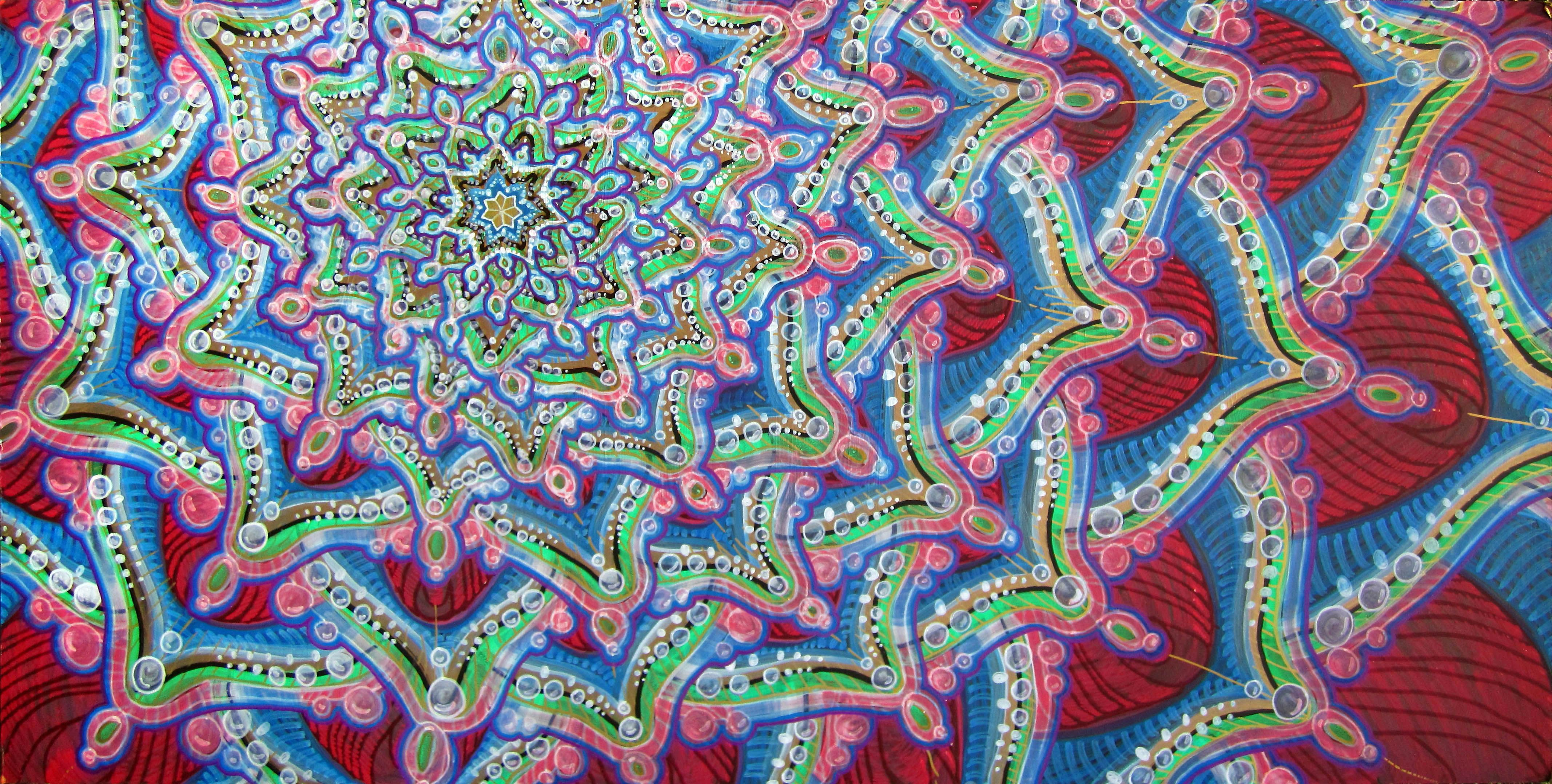 Alex Gray Grey Wallpaper Alex Grey Bassnectar Art