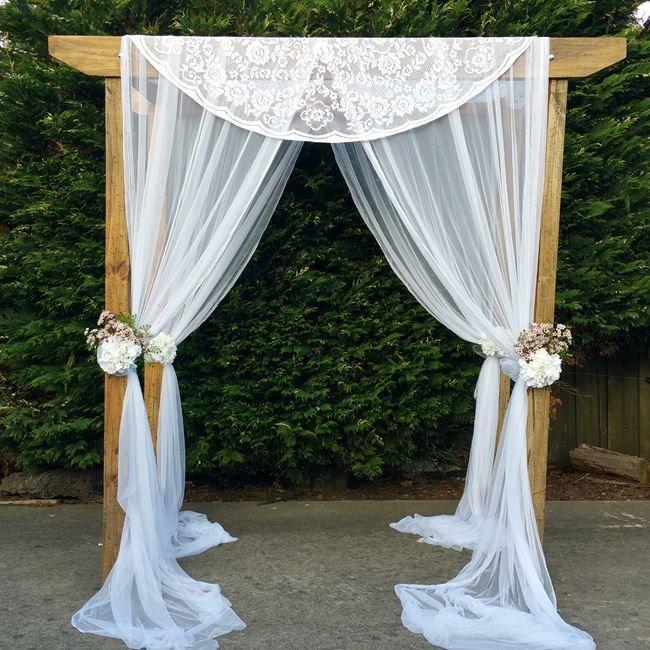 Wedding Arch Decorations Hire: Melbourne Wedding Arch Hire