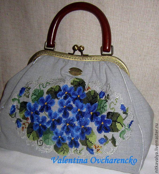 Gallery.ru / Фото #4 - сумки в разных техниках - elena-72 ...