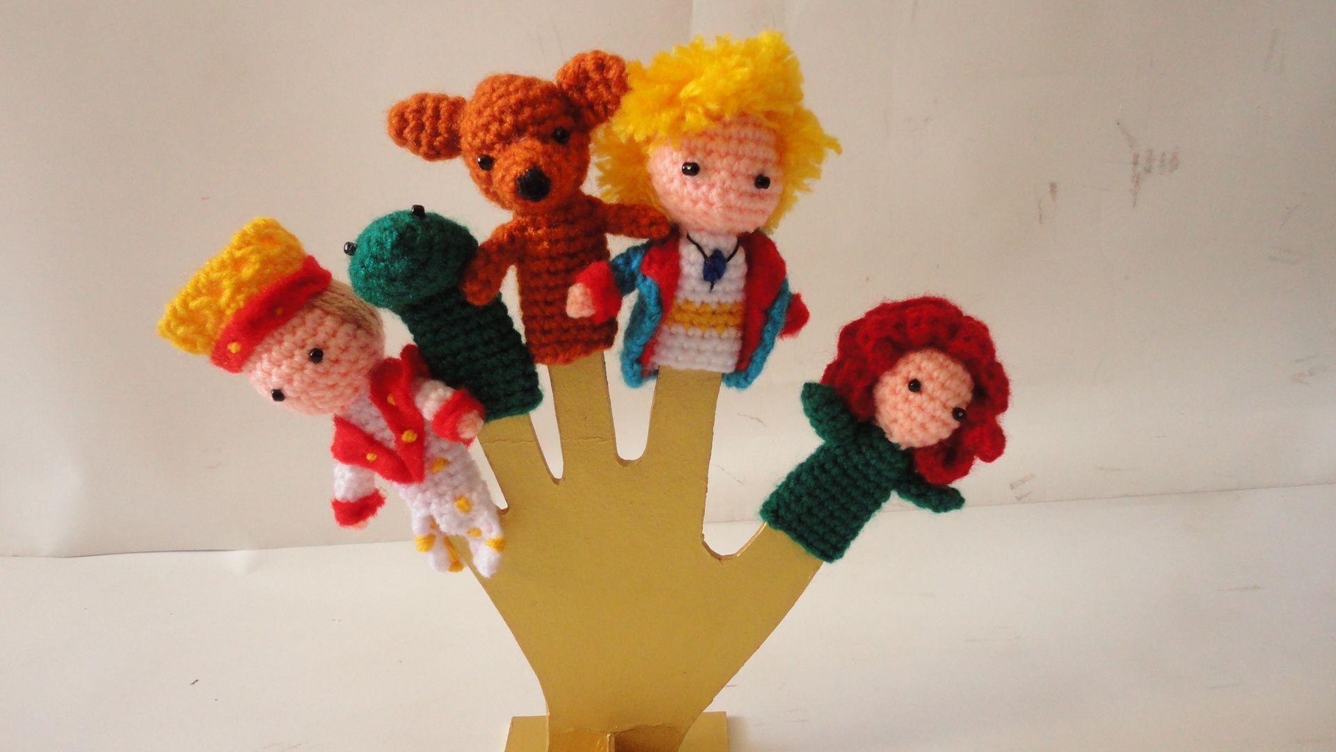 Amigurumi Crochet Personajes : El principito le petit prince personajes amigurumi titeres