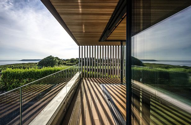 It  apos  one of  pair uniquely designed houses in wales to have made list compiled by experts for the royal institute british architects riba also futuristic coastal home from be showcased on grand designs rh pinterest