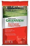 GreenView offers a full line of fall and spring lawn fertilizers proprietary,  GreenView offers a full line of fall and spring lawn fertilizers proprietary,