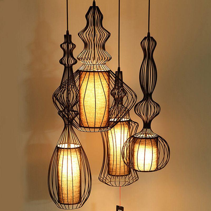 American Pendant Lights For Dining Room Modern Bedroom Pendant Lamp Suspension Lu Industrial Light Fixtures Industrial Lighting Design Vintage Industrial Decor
