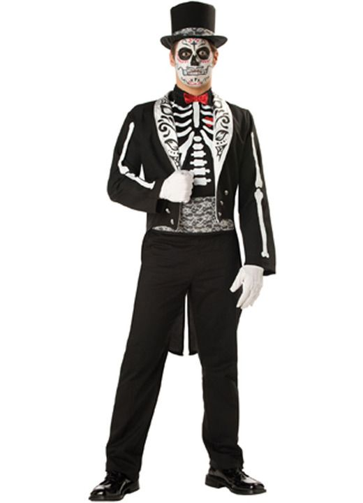 Graveyard Groom Costume