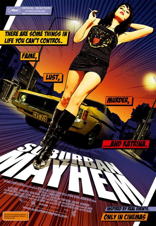 Suburban Mayhem 2006 Us One Sheet Full Movies Online Free Free Movies Online Movies Online