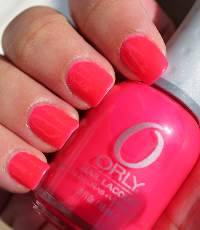 Passion Nail Polish: Just Add A Little Color