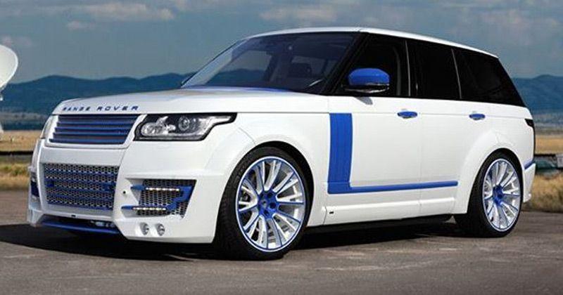 Land Rover Hoffman Estates >> Modified Range Rover   Range Rover