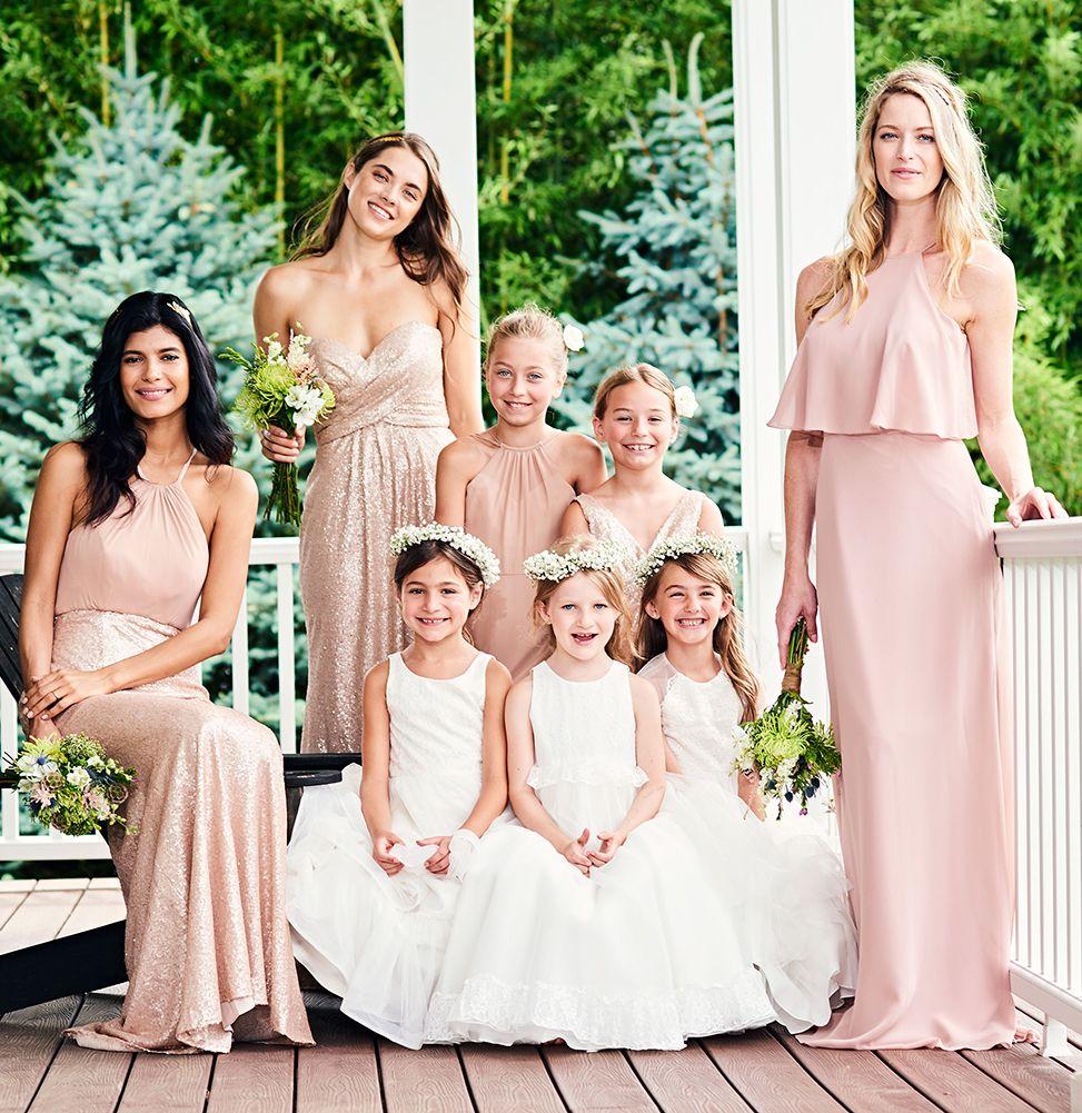 Ceremony Vs Reception Dress: Traditional Vs. Trendy Bridesmaid Dress Guide