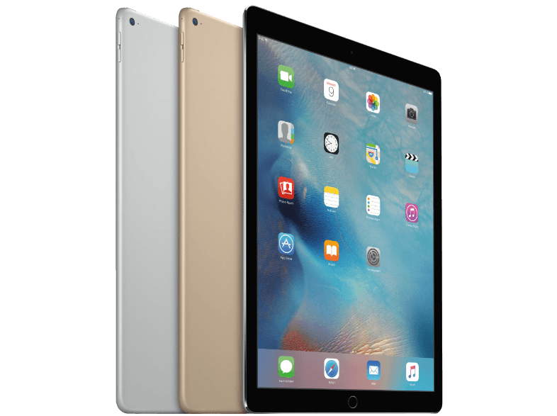 Apple Ipad Pro Ml2k2fd A Tablet 128 Gb 12 9 Zoll Gold Mediamarkt Ipad Pro Apple Ipad Ipad Pro
