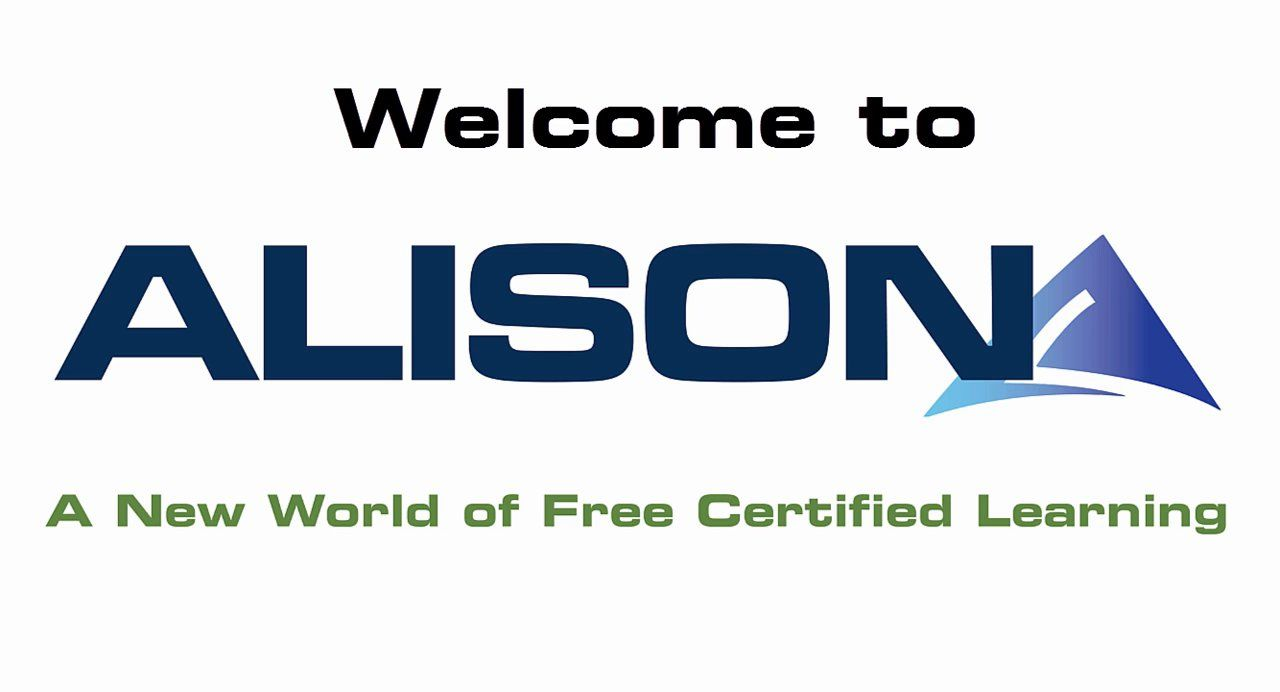 Getting started on alison online courses resources pinterest alison advance learning interactive systems online a training website providing around 400 free open courses diplomas and certificates in a wide xflitez Image collections