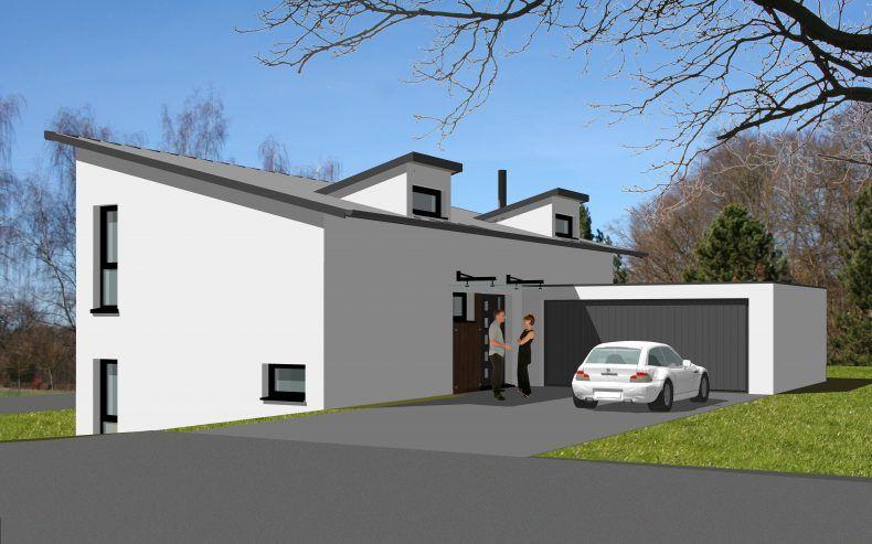 Tendance 210 Maison 6 pièces avec garage et mezzanine Extensions
