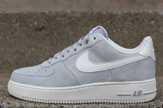 nike air force 1 low blazer grise