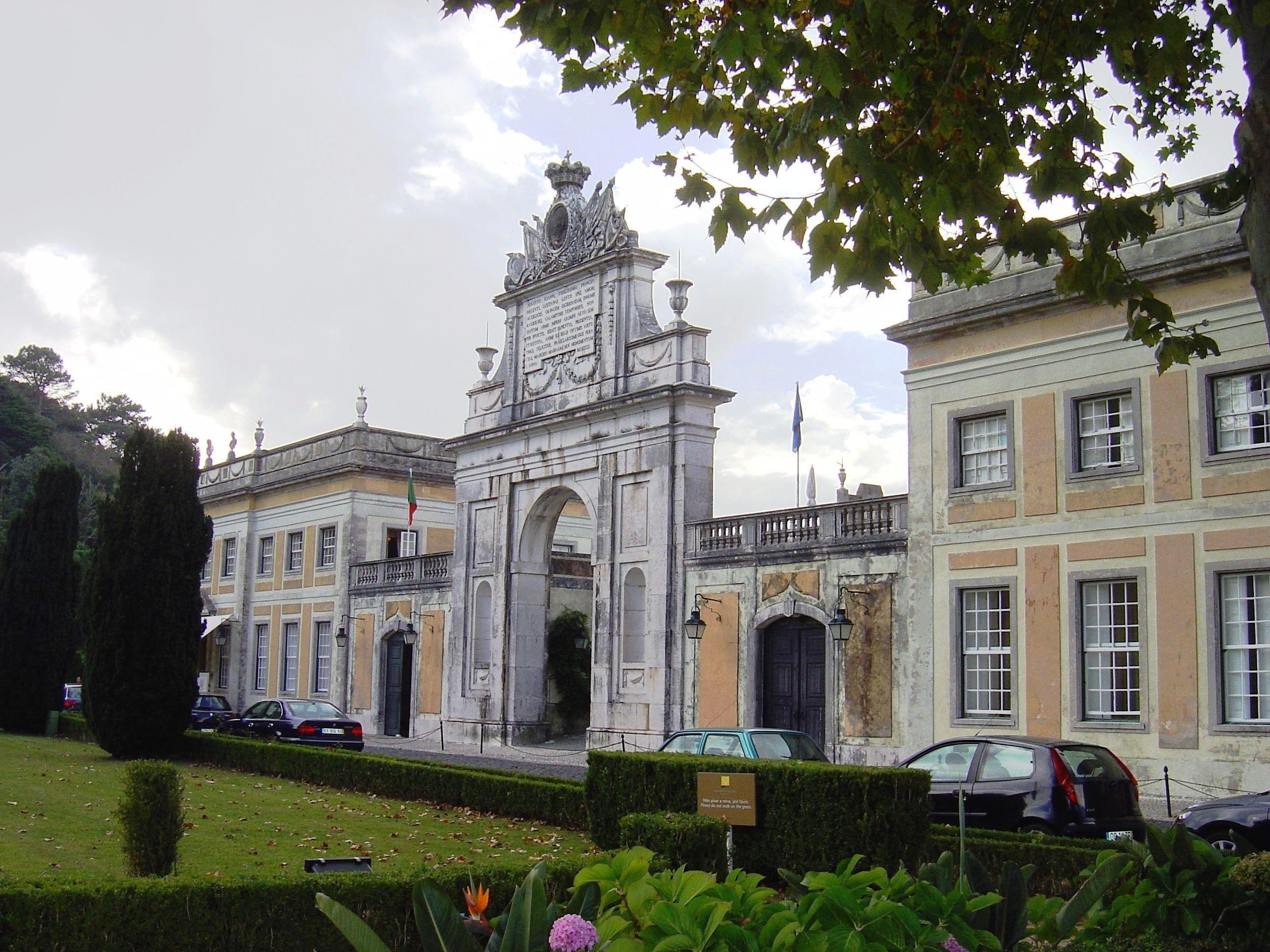 palacio de seteais - Google Search