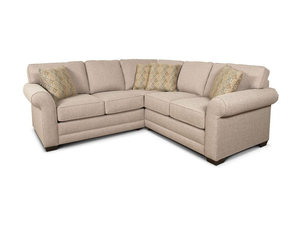 Brantley England Living Room Sectional By Furniture From Warehouse Showroom
