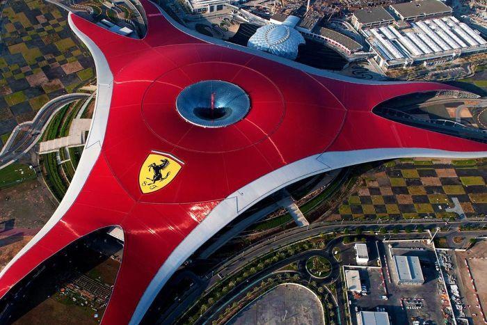What To Do In Dubai 30 Interesting Activities To Try When You Re There Avenue One Ferrari World Ferrari World Abu Dhabi Ferrari