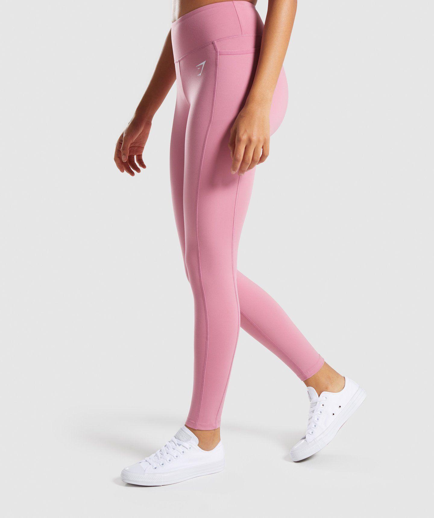9742488098c60 Gymshark Dreamy Leggings 2.0 - Dusky Pink | S H O P P I N G ...