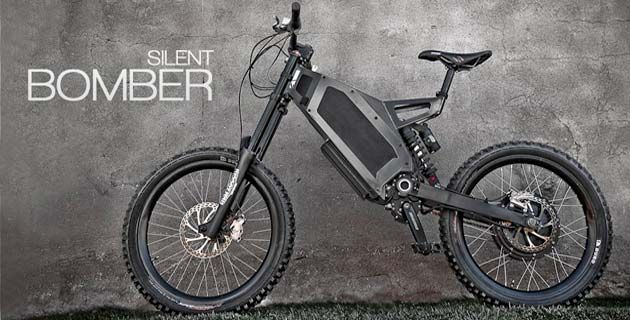 Stealth Electric Bikes Hurricane Feel Desain Your Daily Dose Of Creativity Electric Mountain Bike Bicycle Hybrid Electric Bike