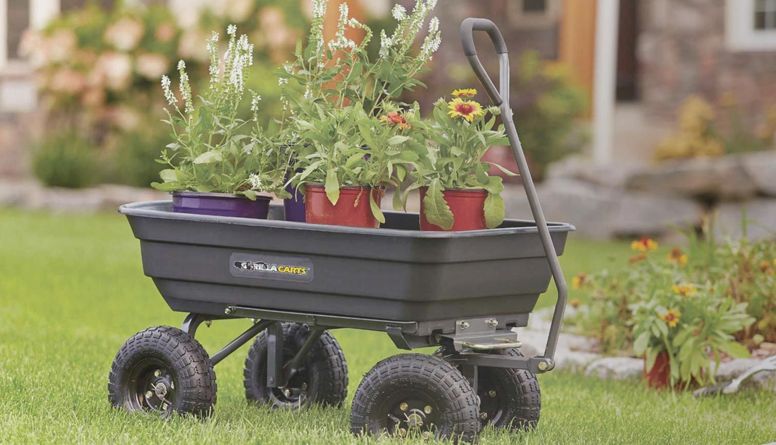 5 Best Wheelbarrow 2017 Review How to Buy the Best One