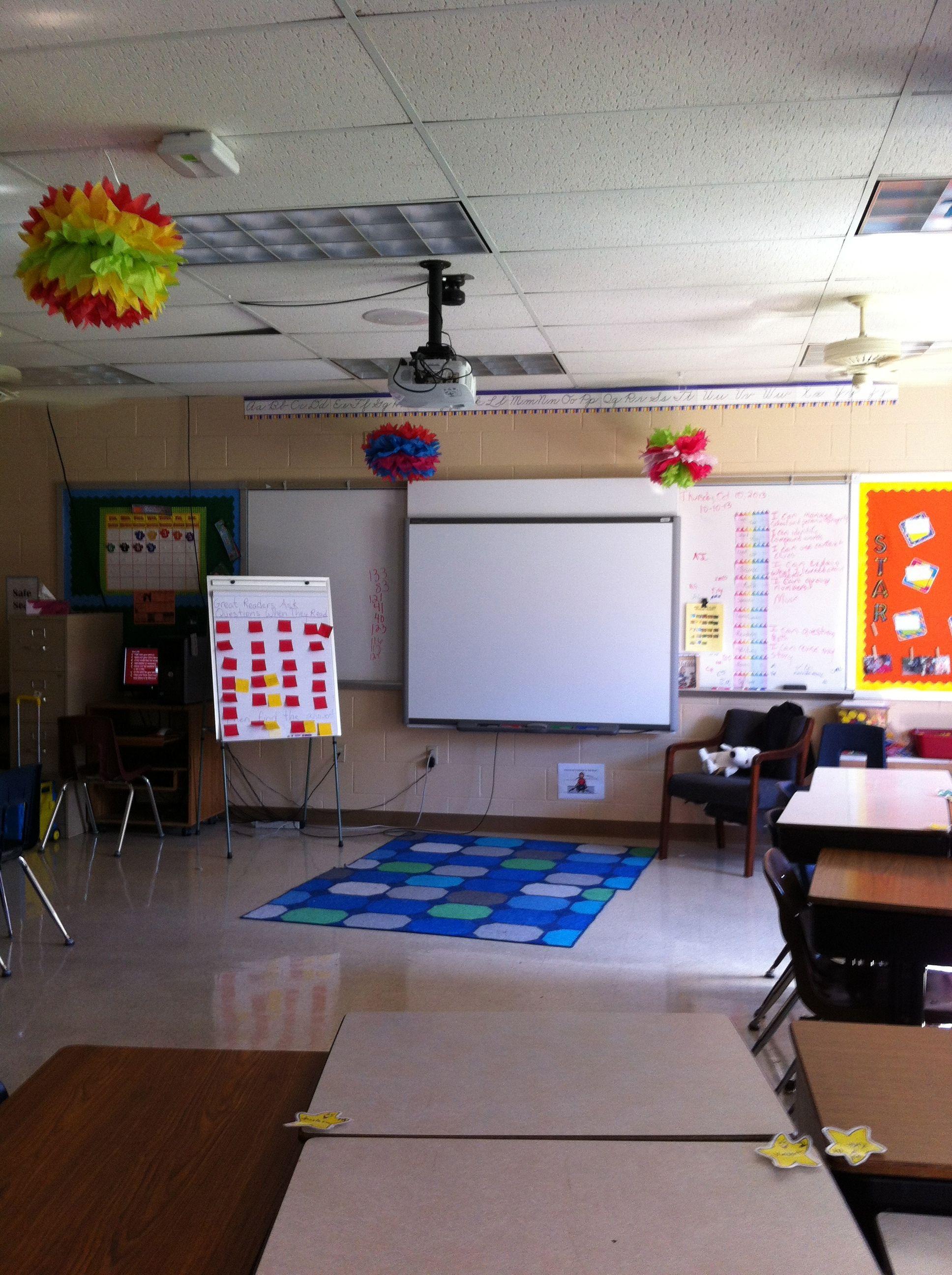 Cute Classroom Decorations And Organization Ideas