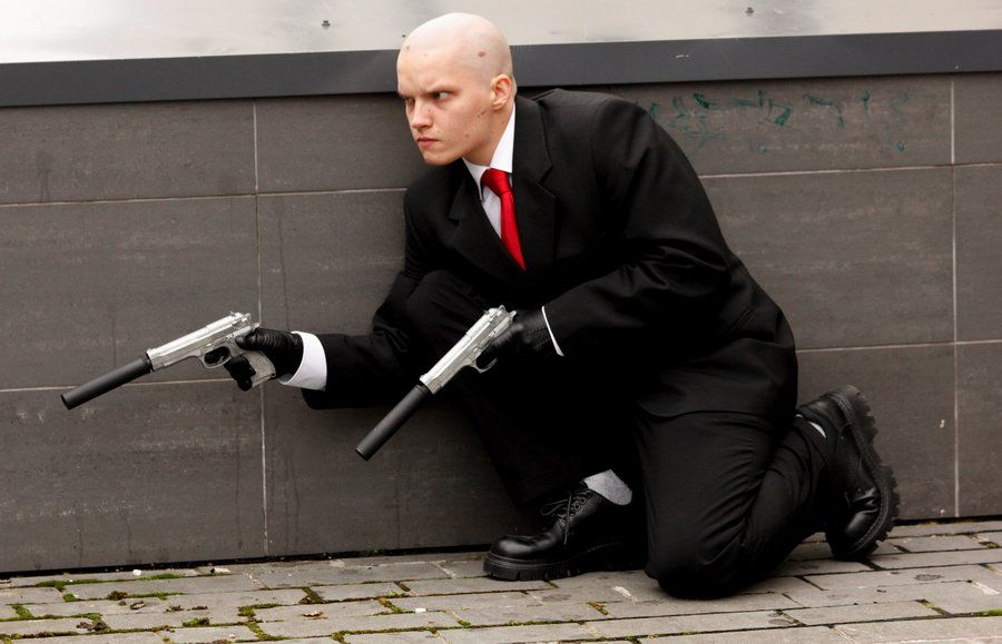 Hapsu Cosplay Agent 47 Ii By Hapsu Cosplay Agent 47