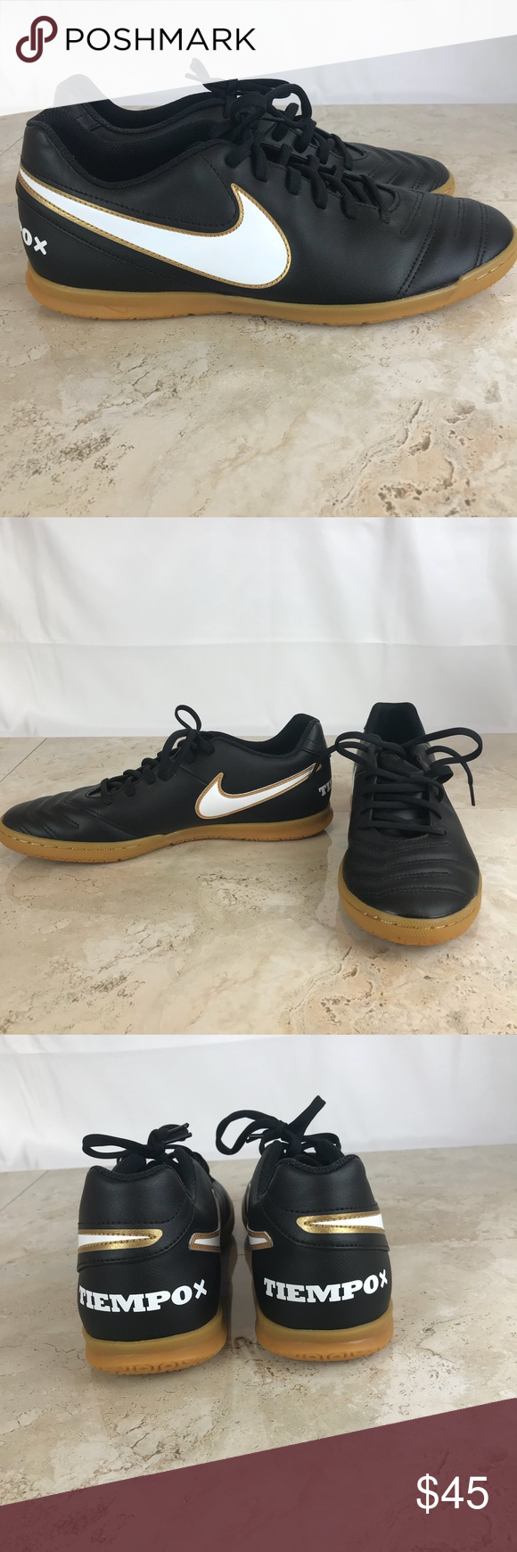 3c8027da2c1 Nike Tiempo Rio III IC Indoor Soccer Shoe men s 10 New in box Never worn  Men s size 10 Cleats Nike Shoes