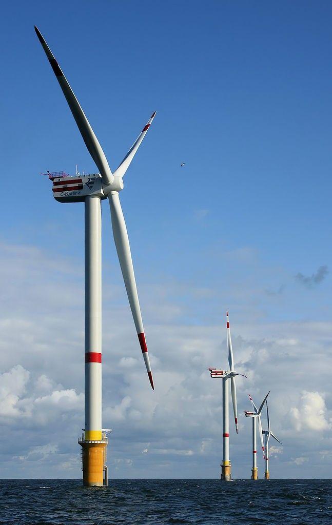 c4f9d419171 Turbinas eólicas podem diminuir a velocidade de furacões