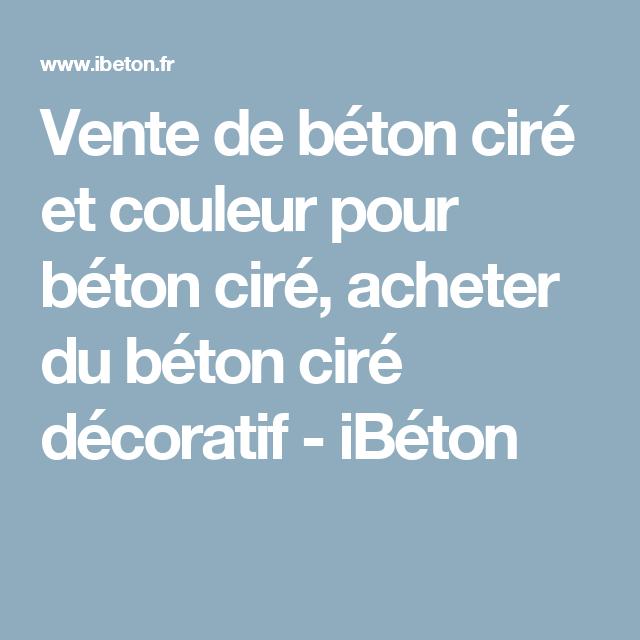 Vente De Beton Cire Et Couleur Pour Beton Cire Acheter Du Beton Cire Decoratif Ibeton Beton Cire Beton Cire