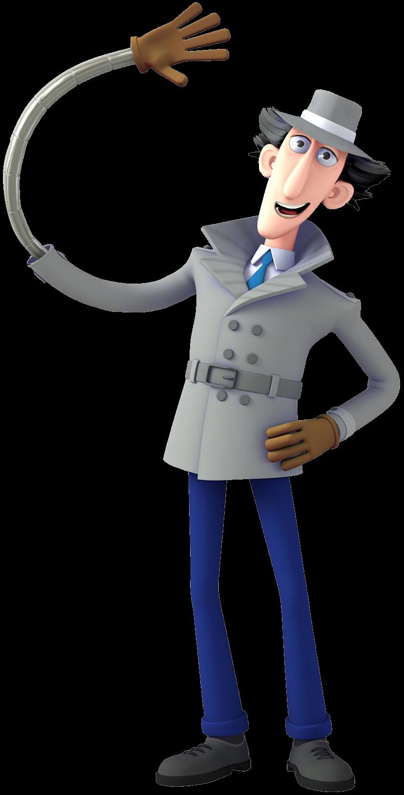 Inspector Gadget 2015 Tv Series Inspector Gadget 2015 Tv Gadgets