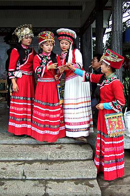 Tujia of China