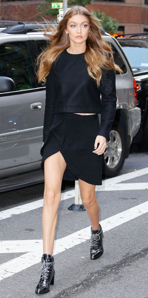 Check out Gigi Hadid's best outfits.